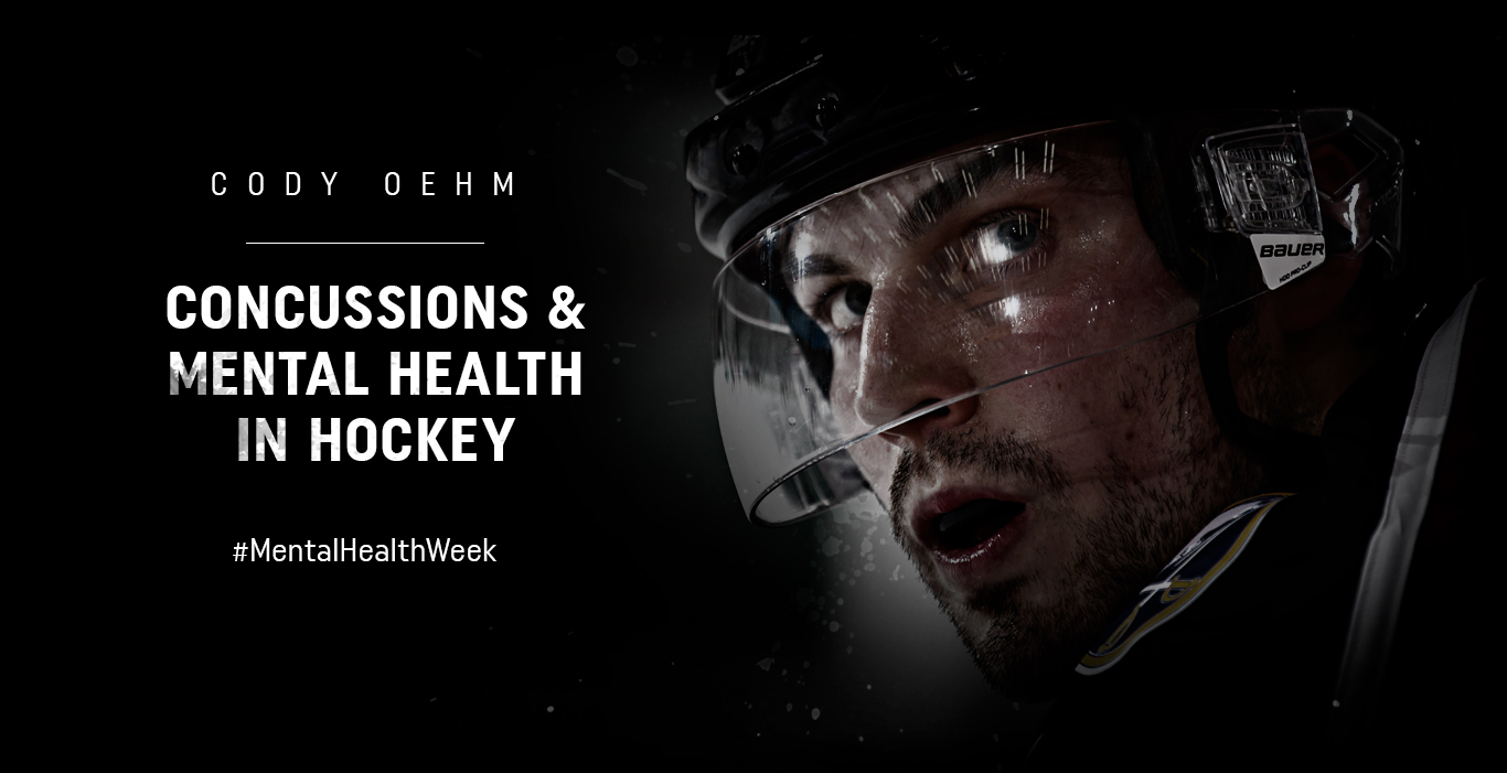 image of Concussions & Mental Health in Hockey